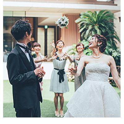 海老原様ご夫妻 結婚式ムービー